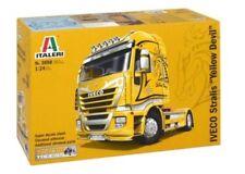 Camion di modellismo statico giallo Italeri