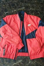Nike Men's Fill Bomber Jacket Size XL