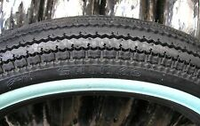 2  Reifen 4,00-19 + 5,00-16 Shinko E270 Weißwand  für Harley Davidson Bobber
