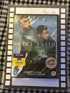 After Earth (DVD, Brand New & Sealed)