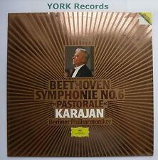 DG 413 936-1 - BEETHOVEN - Symphony No 6 KARAJAN Berlin PO - Ex Con LP Record