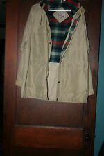 Men's warm Winter coat, Hooded, pockets galore, lined, water repellent, XL