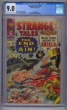 STRANGE TALES #149 CGC 9.0