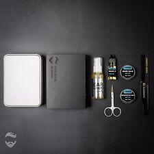 8pc Beard Grooming Kit Masculine Beard Balm,Beard Comb, Beard Oil,Moustache Wax
