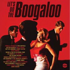 "LET'S DO THE BOOGALOO  ""24 TRACKS - DOUBLE LP""    LATIN BOOGALOO"