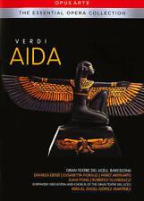 Verdi: Aida, New DVDs