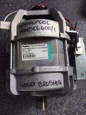 Whirlpool WWDC6400/1 washing machine motor