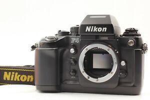 [NEAR MINT S/N 255xxxx] Nikon F4 35mm SLR Film Camera w/  DP-20  From JAPAN