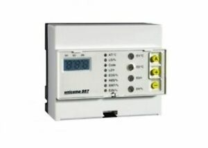 Aufladesteuerung/Aufladeautomat/Zentralsteuerung Sabi unicomp 557 mit Fühler