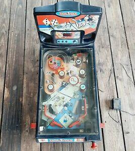 Vintage  2000 HASBRO Tabletop MONOPOLY Pinball Machine no Legs & Adapter works