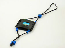 Car Hanging Mini Quran Selected Surah Islamic Gift Black Leather Muslim Prayer