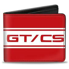 GT/CS CALIFORNIA SPECIAL WALLET IN RED