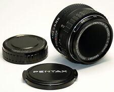 Pentax objectif smc pentax-m macro 4/50 pour pentax-K pk