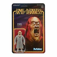Super7 Army of Darkness Pit Witch ReAction Figure