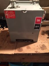 NEW GE General electric AC361RGI, Armour Clad, BUS PLUG, 30 AMP, 600 volt 3 wire