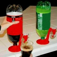 Soda Drink Dispense Gadget Cola Party Trinken Fizz Maschine Dispenser Saver I7M9