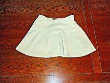 Gap Kids Girls Skirt Size M (8) Tan Color Pleated Cotton Blend