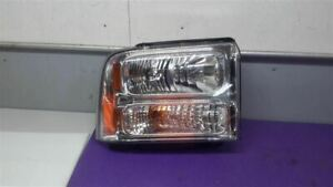 Passenger Headlight Composite Fits 05-07 FORD F250SD PICKUP 137780