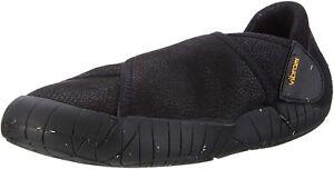 Vibram FiveFingers Herren Furoshiki Shoe Sportschuhe, Schwarz (Black), 44/45 EU
