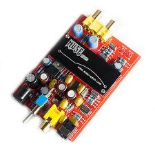 Muse DIR9001+ 4X TDA1543 parallel connection HI-FI NOS DAC BOARD