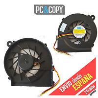Ventilador 3 PIN portátil presario cq62-419nr Cooling fan laptop CPU GPU
