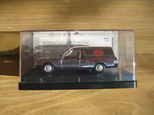 TRAX MODEL TR76     FORD XF VAN    Chrome Plated   Deceased Estate