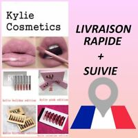 Kylie Kit 6 lipstick mat lip gloss rouge a levres