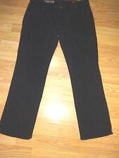 X2 SLIM W10 BLACK STRETCH DENIM ANKLE LENGTH JEANS SIZE 8
