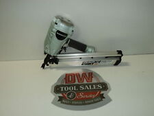 """Hitachi Framing 3 1/2"""" Stick Nailer 30-35 Degree Paper Tape Collated Clip Hea..."""