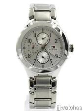 New Tommy Hilfiger Lenox Men Multifunction Mid-Size Watch 40mm 1710238 $135