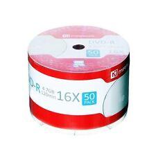 MIRROR - DVD-R 4.7GB/120MIN 16X Paquete de 50 unidades