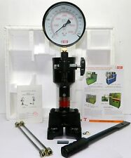 Diesel Injector Nozzle Pop Tester, CAV England Design - Heavy Duty & Long Life