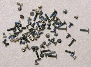 Viti montaggio screws per ASUS F556U series - F556UV  assemblaggio