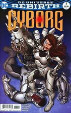 Cyborg #7 DC Comics 2016 DCU Rebirth