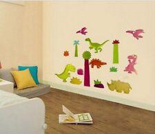 Dinosaur Wall Decals Kids/ Baby Sticker Art