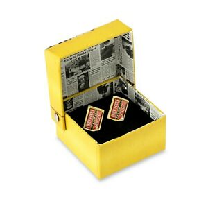 Only Fools and Horses Official Cufflink Set in Gift Box