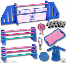 Pony Parade Chad Valley Set Of Horse Riding Jump Jumping Accessories & Clothes