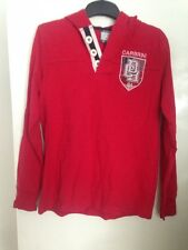 Carbrini Boys Red Hooded Top Age 10/11yrs
