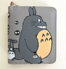 Ghibli Studio Anime My Neighbour Totoro Cute Short Wallet Card Holder Coin Purse