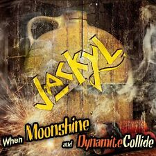 Jackyl - When Moonshine & Dynamite Collide [New CD] Digipack Packaging