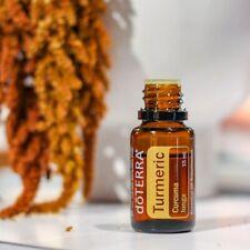 25%OFF doTERRA Turmeric 15ml Therapeutic Essential Oil Aromatherapy *FreePost