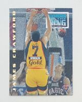 1994 Futera NBL Series II Basketball Lord Of The Rings #LR7 James Crawford