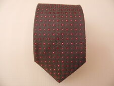 ETERNA SILK TIE SETA CRAVATTA MADE IN ITALY  A2439