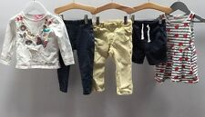 Baby Girls Bundle Of Clothes. Age 18-24. H&M, Rebel. <A6091