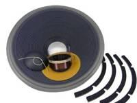 "Recone Kit for JBL B460, 2245H 8 Ohm 18"" Subwoofer SS Audio Speaker Repair Parts"