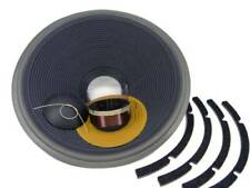 "Recone Kit for JBL B460, 2245H 8 Ohm 18"" Subwoofer SS Audio Speaker Repair Parts"