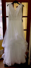 Adrianna Papell: Wedding Dress Size 10 BNWT
