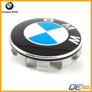 Wheel Center Cap with Emblem Genuine Fits: BMW 318i 318is 325i 335is 740Li 640i