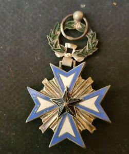 French Colony Medal Benin