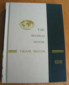 The World Book Year Book Encyclopedia 1998 Review of Events